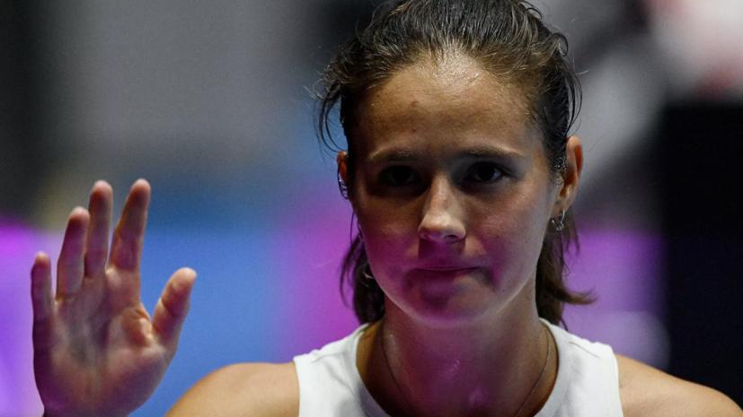 Касаткина пробилась во второй круг турнира WTA в Кливленде