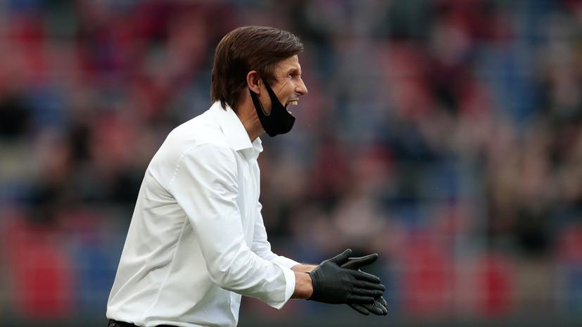 Семак объяснил завышенные зарплаты футболистов в России