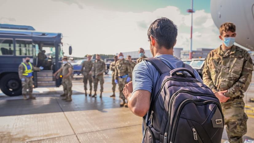 Чижов: речь о новой миграционной угрозе из-за событий в Афганистане не идёт