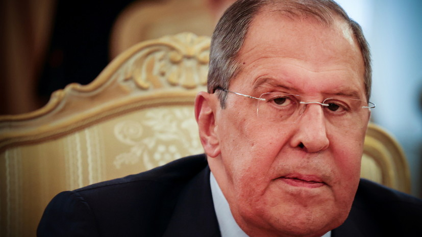 Лавров назвал«Крымскую платформу» русофобской акцией