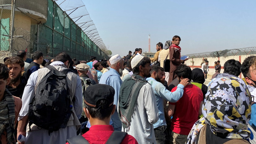 Мэр Кабула рассказал о ситуации в городе после прихода талибов