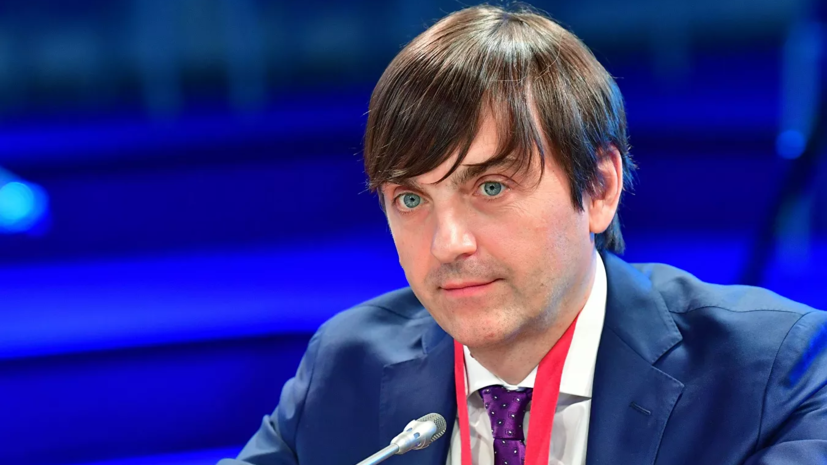 Кравцов рассказал о планах по ликвидации третьей смены в школах