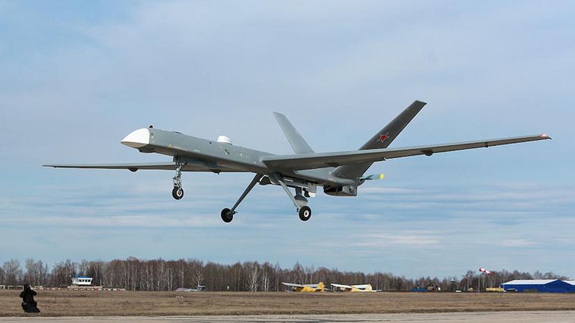 «Динамично развивающийся проект»: как продвигается разработка российских беспилотников «Орион»
