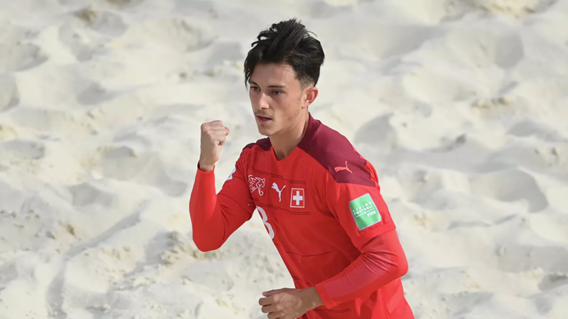 Швейцария разгромила Уругвай со счётом 10:1 и вышла в полуфинал ЧМ по пляжному футболу