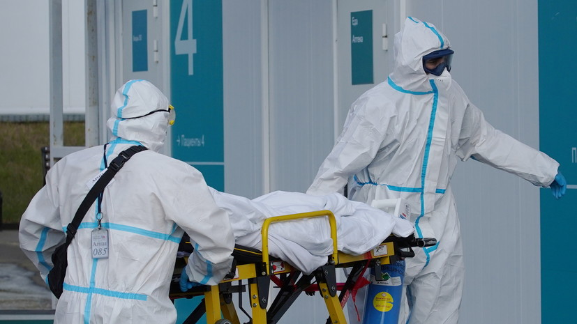 В Минздраве прокомментировали ситуацию со смертностью от COVID-19 в России