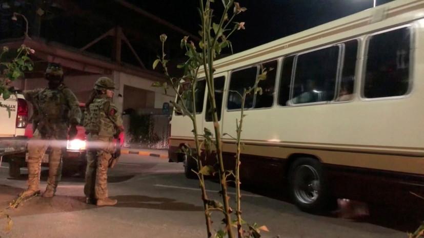 Корреспондент RT рассказал о ситуации в Кабуле