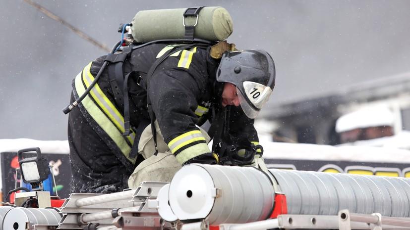 Пожар в многоэтажном доме в Екатеринбурге локализован