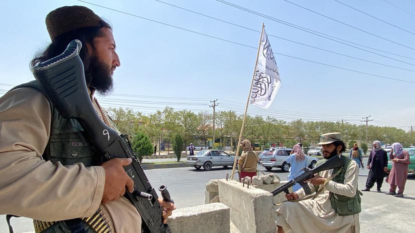 NBC: США готовы были предложить $5 млн за информацию об одном из лидеров талибов
