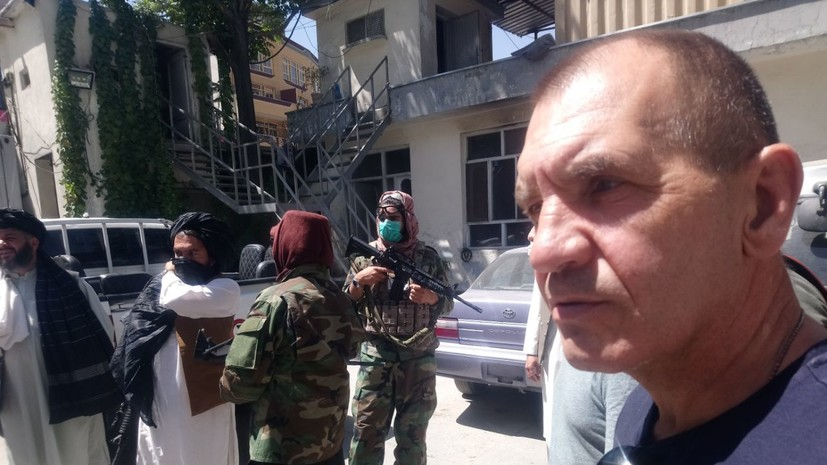 «Город живёт своей жизнью»: Максим Шугалей рассказал RT об обстановке в Кабуле после терактов