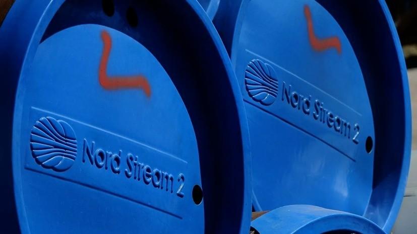 В «Газпроме» отметили, что «Северный поток — 2» находится на финальной стадии реализации
