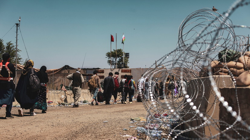 Талибы помешали эвакуации 20 граждан Афганистана в Словакию