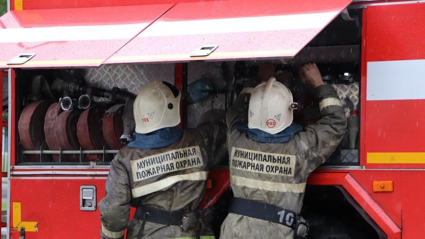 В МЧС назвали предварительную причину пожара в ярославской больнице
