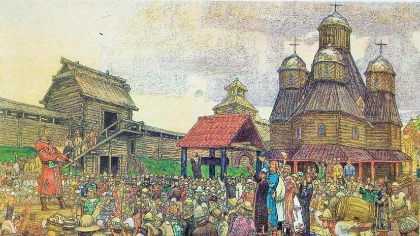 Старейшие поселения: тест RT о древнерусских городах
