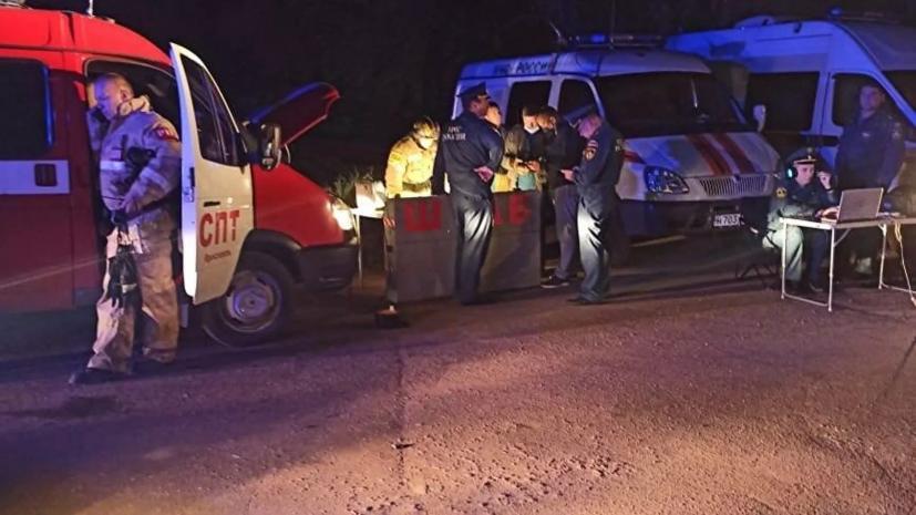 Причиной пожара в ярославской больнице мог стать заискрившийся кипятильник
