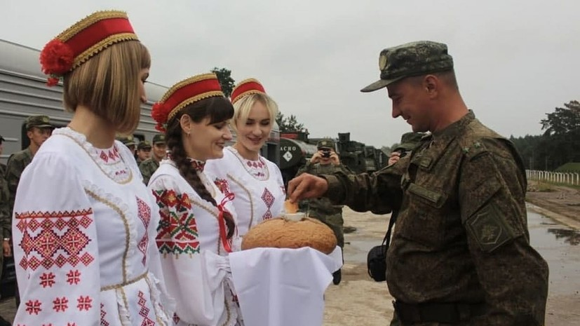 Подразделения зенитных ракетных войск России прибыли в Гродно — РТ на  русском