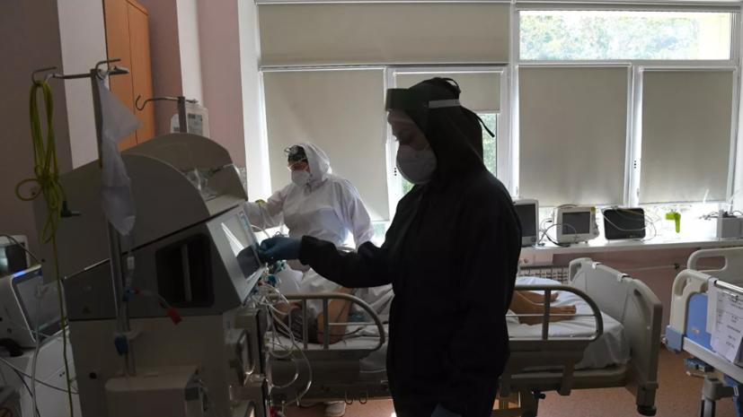 В России зарегистрировали 19 286 случаев коронавируса за сутки