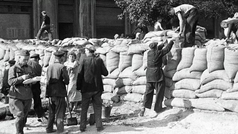 ФСБ раскрыла имена украинцев, руководивших казнями во время Великой Отечественной войны