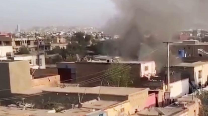 «Угроза со стороны ИГ»: в Пентагоне подтвердили авиаудар по автомобилю в Кабуле