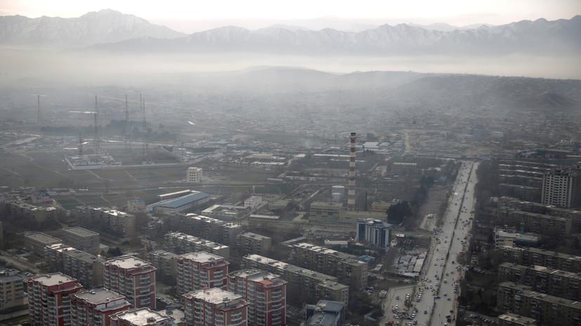 В Пентагоне подтвердили авиаудар по автомобилю со взрывчаткой в Кабуле