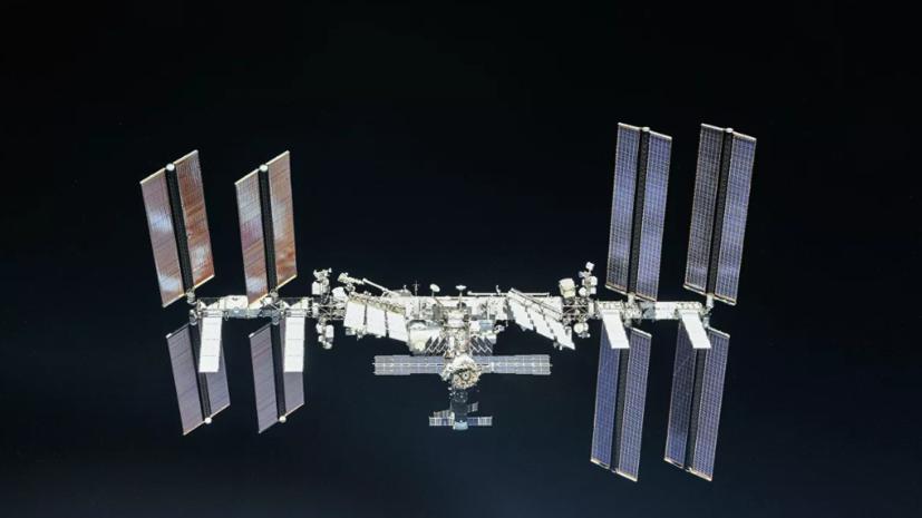Первый научный эксперимент начался в модуле «Наука» на МКС