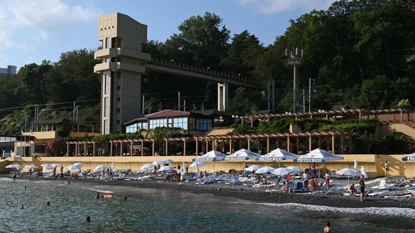 Власти заявили о полном восстановлении курортов Кубани после подтоплений