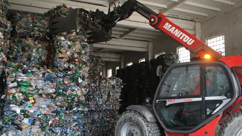 Минэкономразвития предложило перенести реформу по утилизации отходов