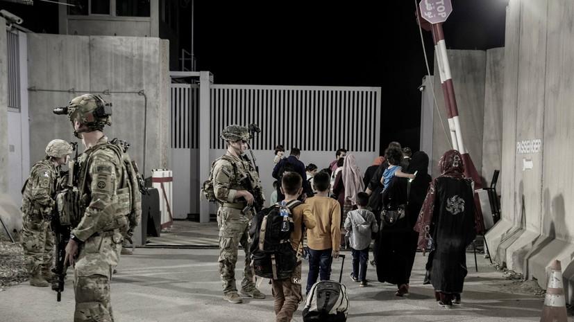 Свыше 13 тысяч иностранцев эвакуированы из Афганистана в Пакистан