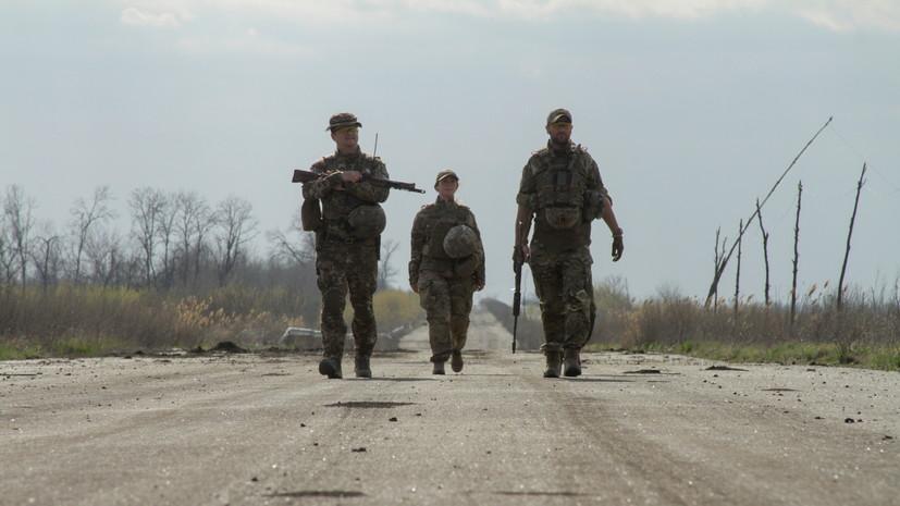 В НАТО заявили, что конфликт в Донбассе не мешает вступлению Украины в альянс