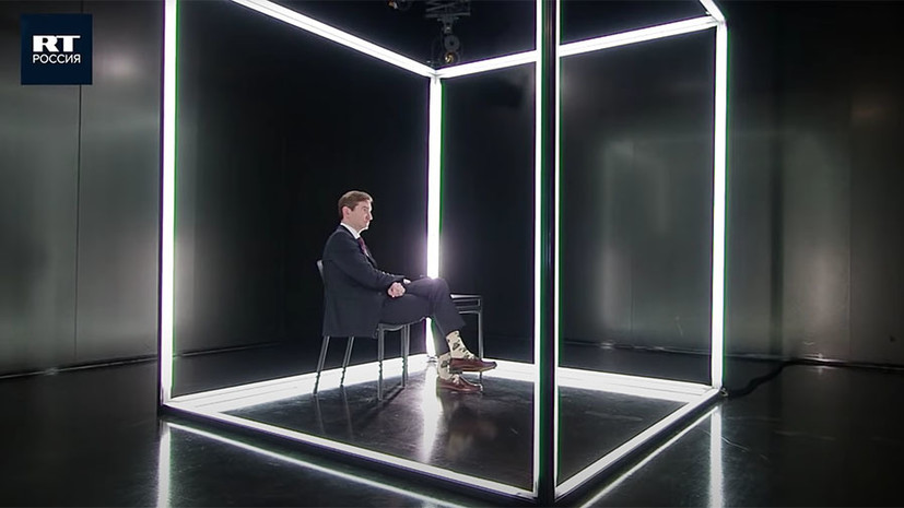 Журналист RT Антон Красовский — в финале премии «ТЭФИ-Мультимедиа»