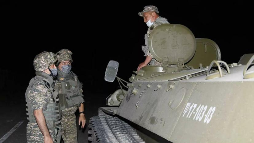 Минобороны Казахстана проведёт проверку хранения боеприпасов