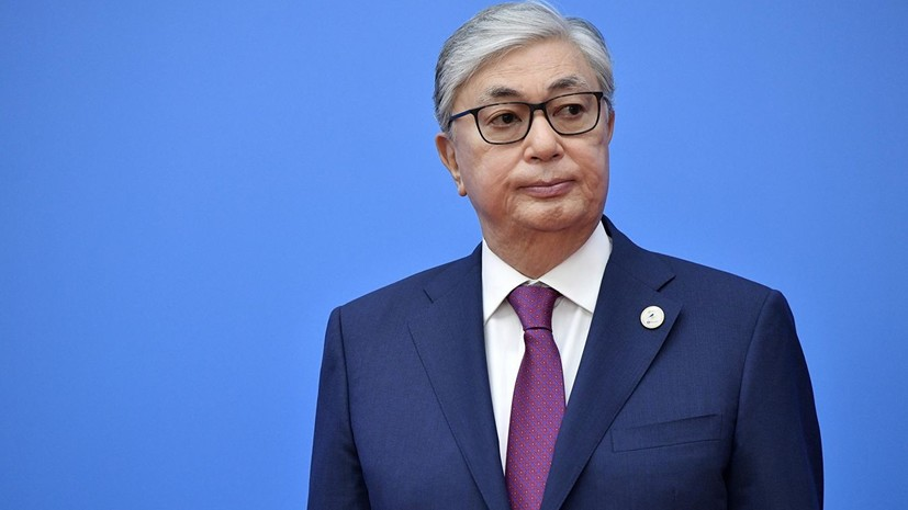 Токаев назначил нового главу Минобороны Казахстана