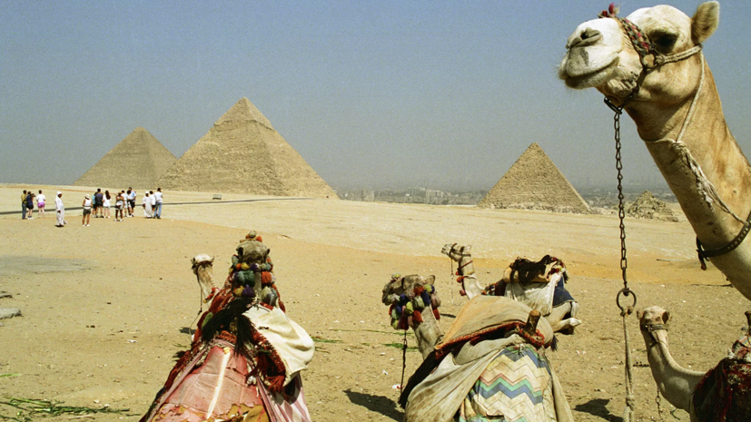 В Египте грузовик сбил двух российских туристов