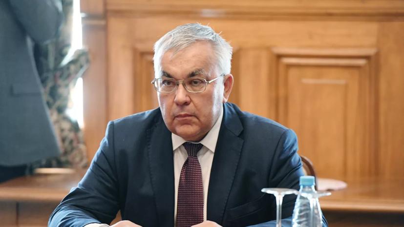 Замглавы МИД России провёл переговоры с советником премьера Британии