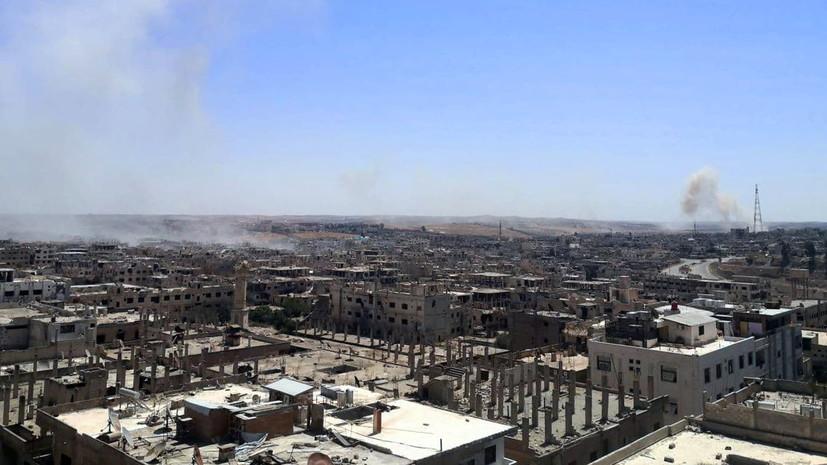 В ЦПВС заявили о гибели четырёх военных САР при нападении террористов