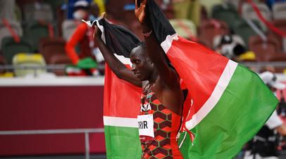 Корир стал олимпийским чемпионом в беге на 800 м