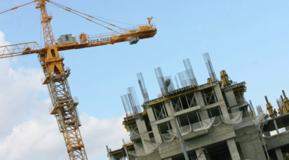 Татарстан стал лидером по строительству в ПФО по итогам первого полугодия