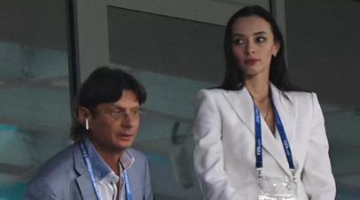 Попов опубликовал скриншот переписки с Салиховой по поводу кандидатов на пост тренера Спартака