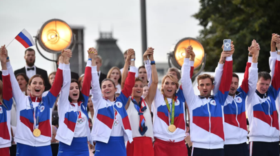 Духовник сборной России призвал поддерживать российских олимпийцев