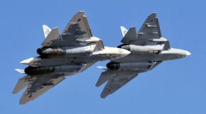 ВВС России проведут масштабные учения в конце августа