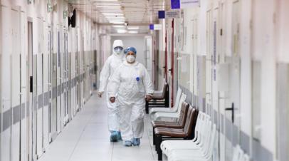 В России за сутки выявлено 22 277 случаев коронавируса