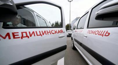 Один человек погиб в результате ДТП в Вологодской области