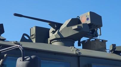 Дистанционно управляемый боевой модуль «Охотник»