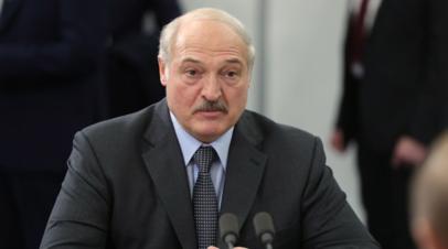 Лукашенко призвал к дальнейшему укреплению таджикско-афганской границы