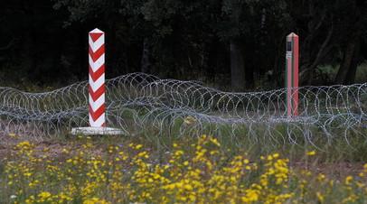 Проекты по созданию заборов: как Польша и Литва пытаются не пропустить мигрантов через границу с Белоруссией