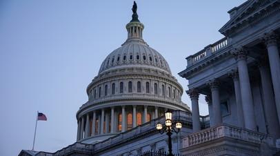 Палата представителей США одобрила бюджетный план на $3,5 трлн