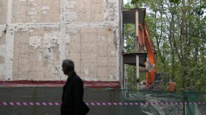Власти выделили регионам почти 20 млрд рублей на решение проблем с аварийным жильём