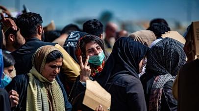 Около тысячи человек получили разрешение на въезд в Россию из Афганистана