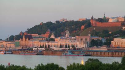 Объём инвестиций в предприятия Нижегородской области вырос почти на 27%