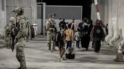 С помощью беспилотника: военные США в Афганистане нанесли удар по боевику ИГ