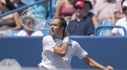 Теннисист Доминик Тим назвал Даниила Медведева одним из фаворитов US Open